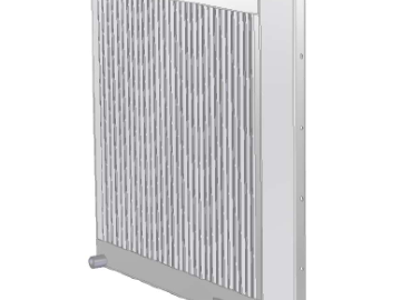 heating-louver